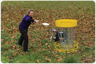 About disc golf