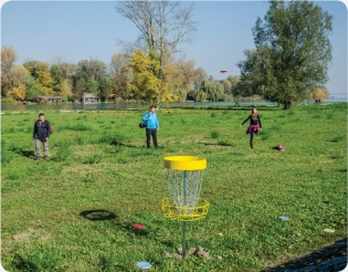 Lagoda Disc Golf